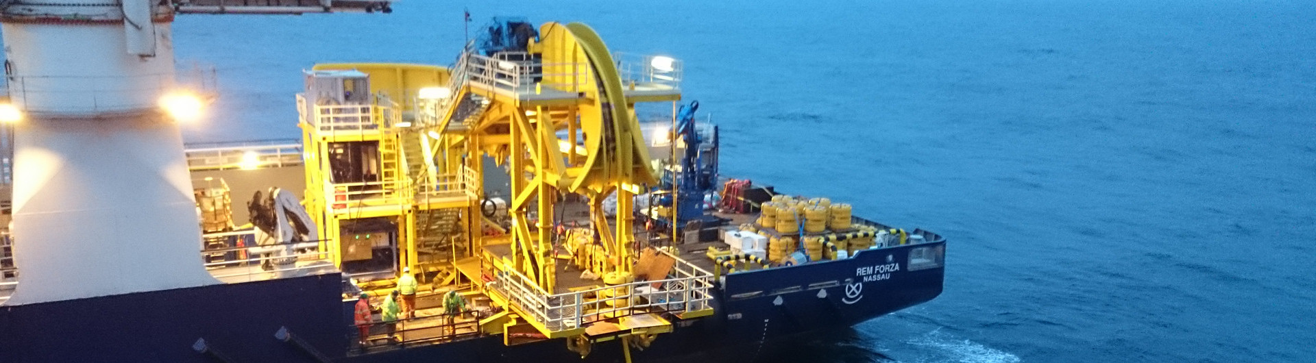 50 Ton Horizontal Pipelay System